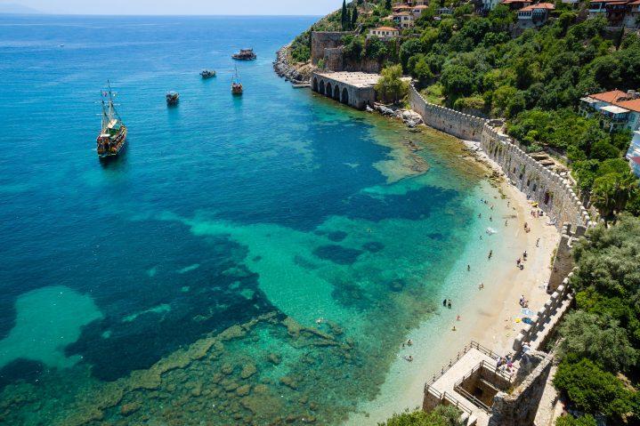 Bucht Alanya