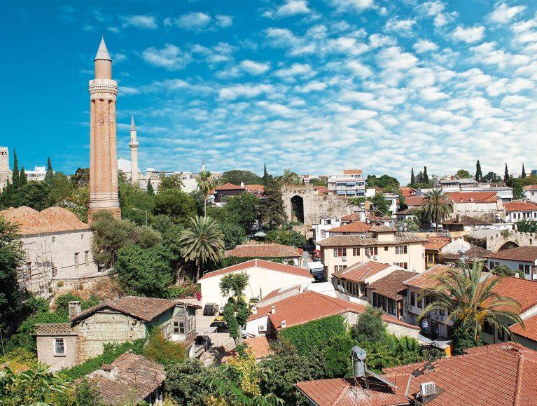 Citytipp Antalya: erlebe Großstadtflair am Mittelmeer