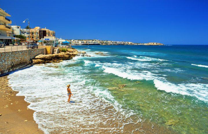 Kreta Chersonissos Strand