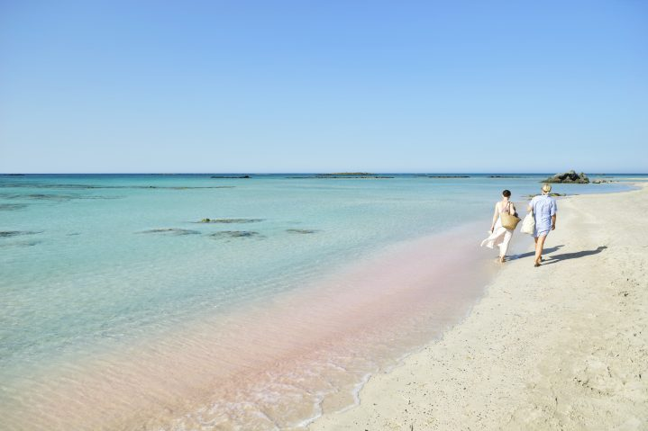 kreta strand elafonissi