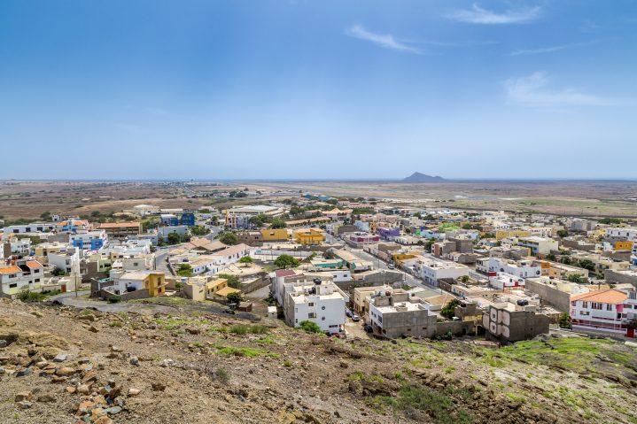Aussichtspunkt Serra Negra mit Blick auf Sal