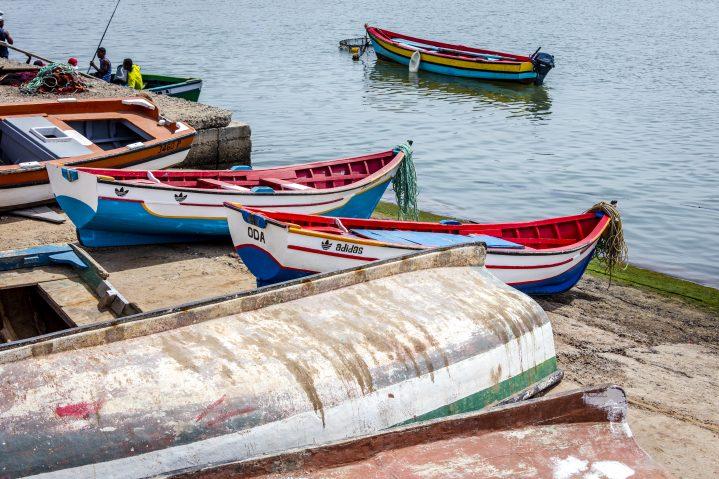 Kleines Hafenstädtchen Palmeira
