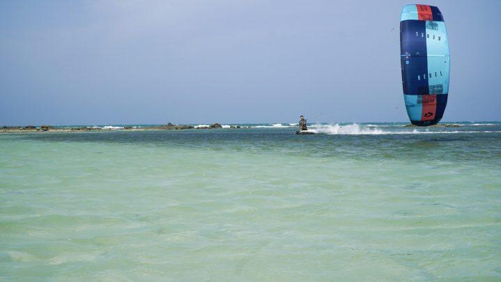Kiten auf den Kapverden