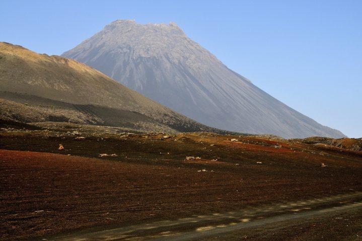 Vulkan Pico do Fogo auf der gleichnamigen Insel Fogo