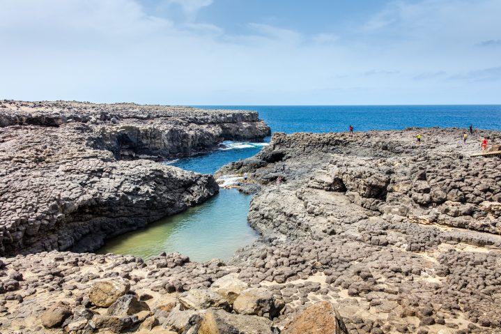 Strand auf Sal Kapverden