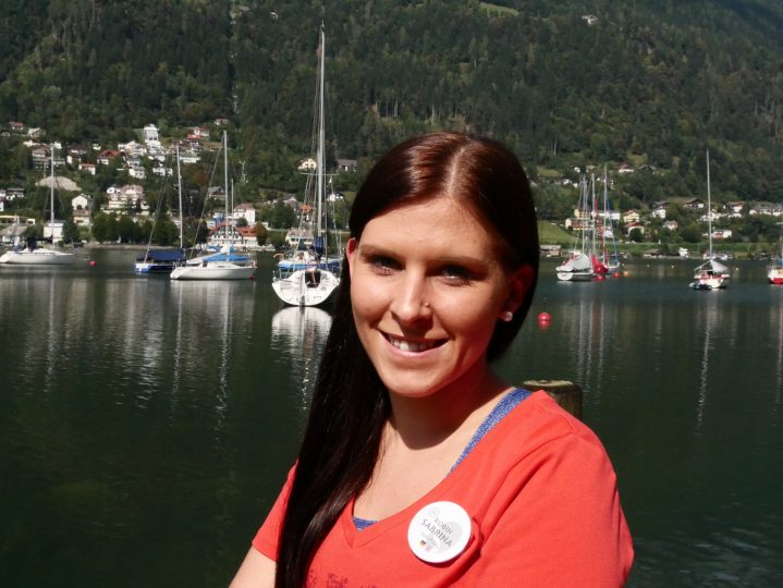 WellFit-Expertin Sabrina aus dem ROBINSON Club Landskron