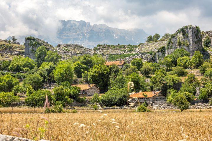 Taurus Gebirge Türkei