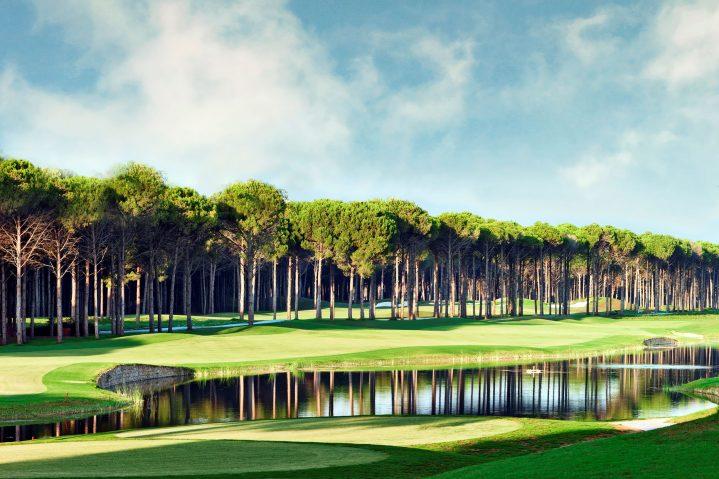 Golfplatz in Belek