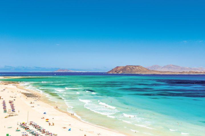 Strand von Feurteventura, Kanarische Inseln