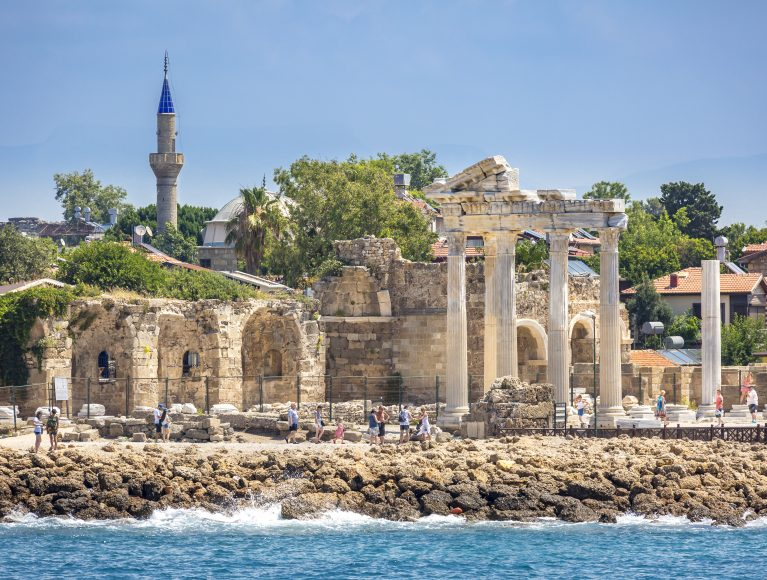 Citytipp Side: Strand, Kultur und mehr