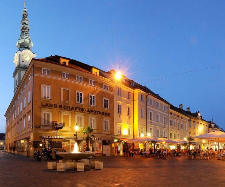 Citytipp Klagenfurt: Kärntens lebendige Hauptstadt