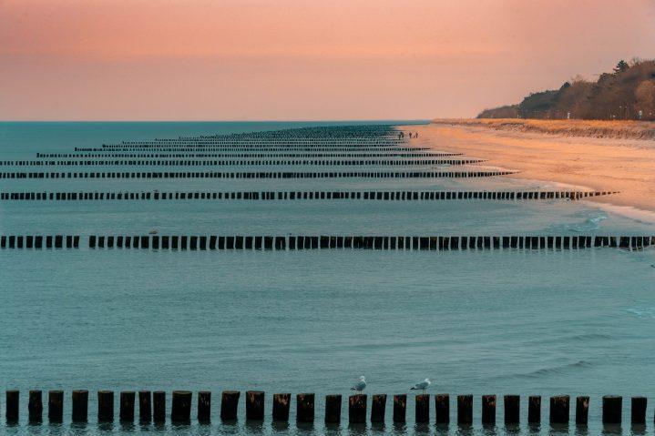 Küste von Fischland Darß-Zingst