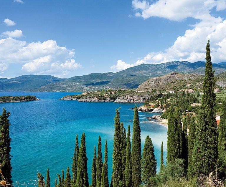 Citytipp Kalamata: Der Peloponnes von seiner schönsten Seite