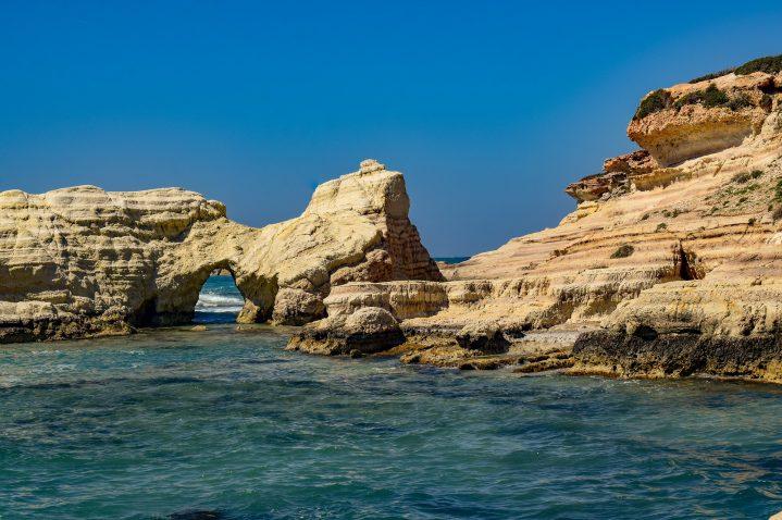 Blaue Lagune bei Paphos