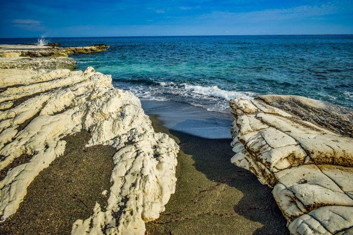 Governor's Beach auf Zypern