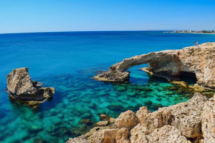 Das Kap Greco auf Zypern