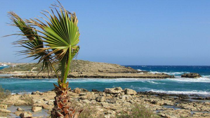 Nissi Beach auf Zypern