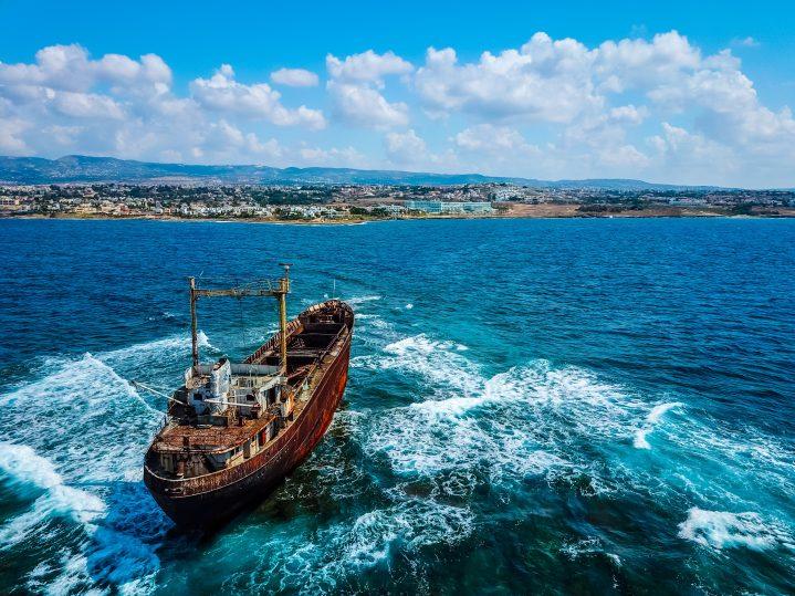 Bootsauflug zur Blauen Lagune bei Paphos