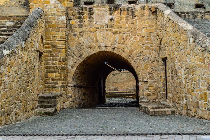 NIkosia Zyoern Festungsmauern in der Stadt