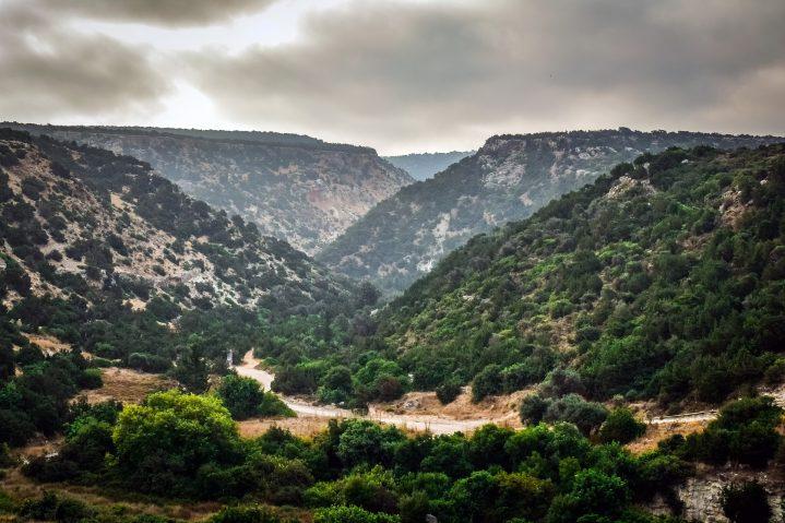 Avakas Schlucht im Akamas Nationalpark auf Zypern.