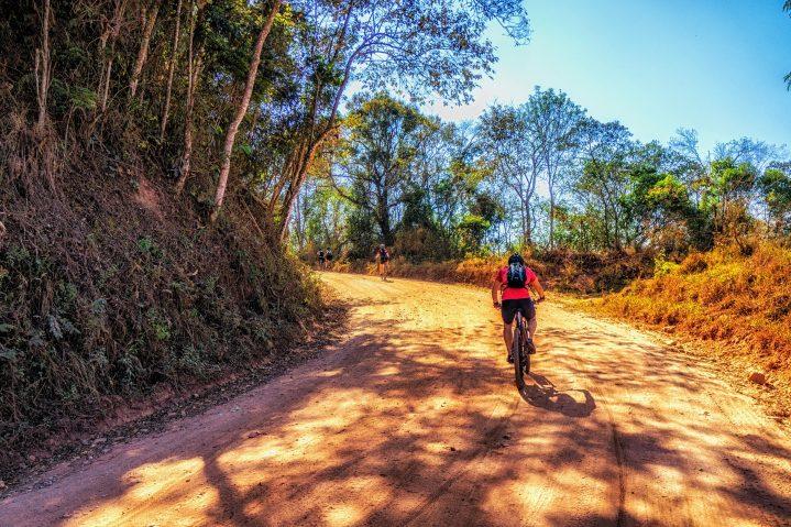 Mountainbiking auf Zypern