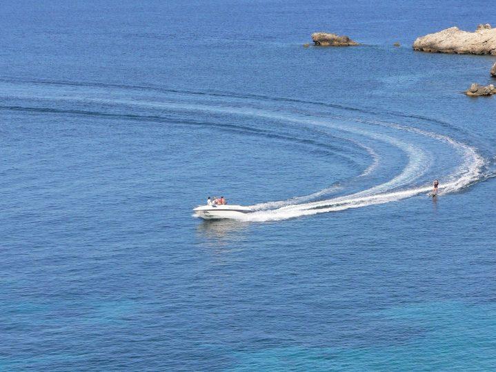 Wasserski Zypern