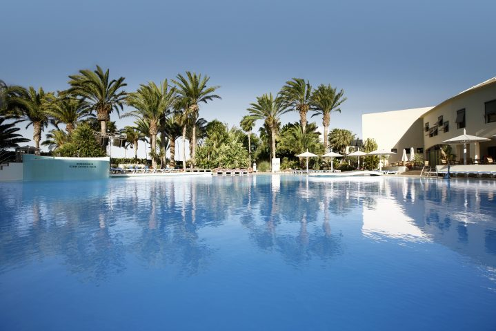 Poolanlage im Robinson Club Jandia Playa