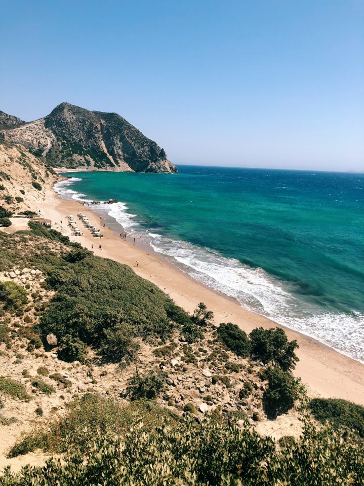 Paradise Strand Kos Griechenland