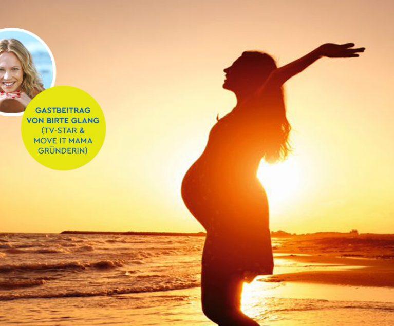 Reisen in der Schwangerschaft: 9 Tipps