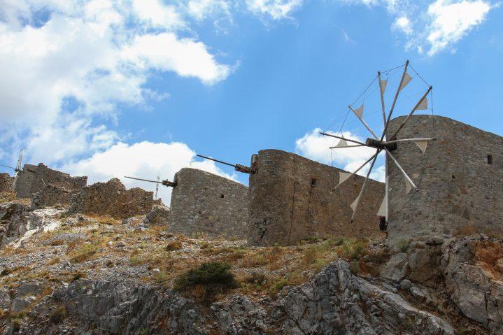 Lassithi Hochebende Kreta